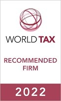 World Tax - Recommended Firm 2022